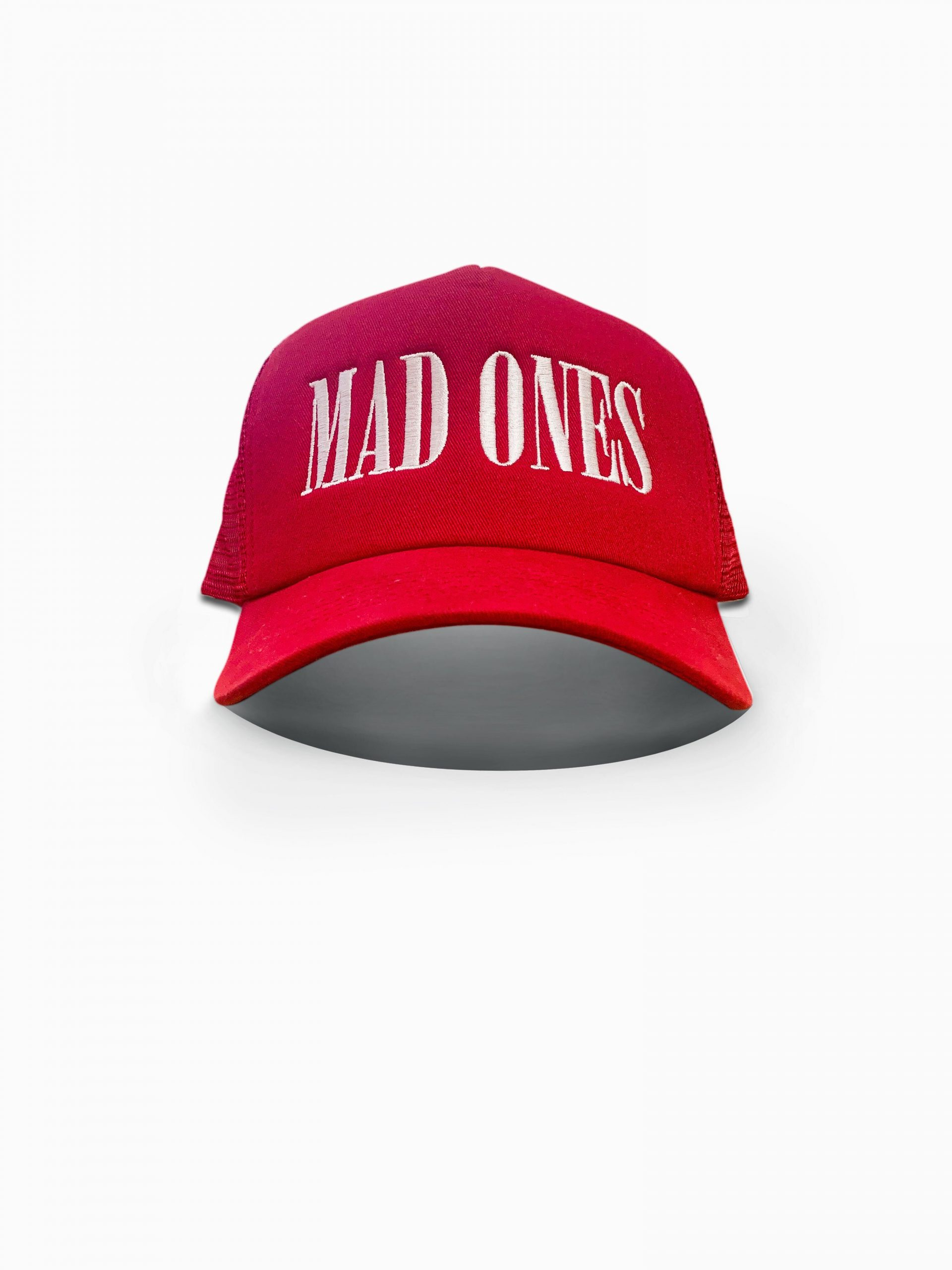 Mad Ones Trucker Hat Red