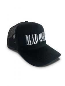 Mad Ones Trucker Hat Black